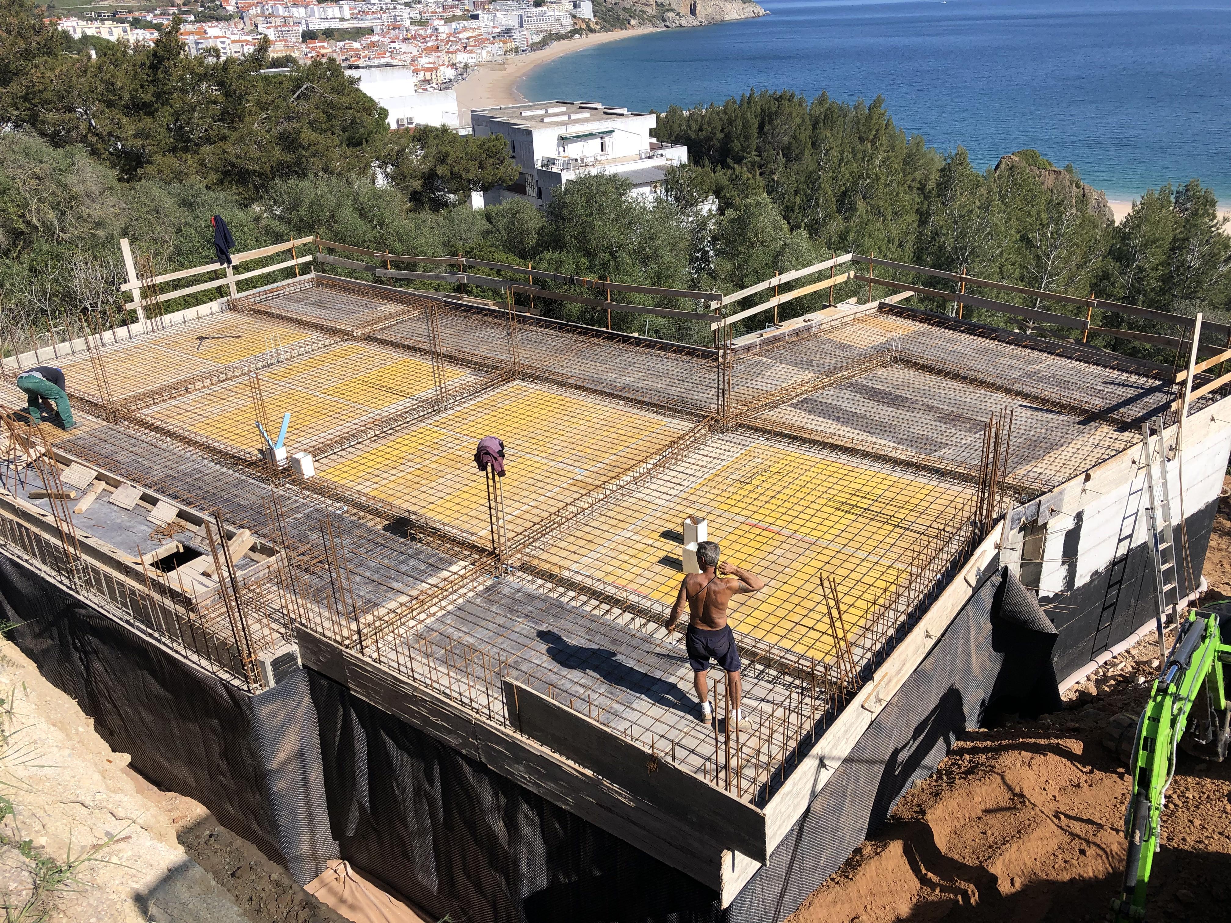 ARQUITETURA CONSTRUÇÃO REABILITAÇÃO